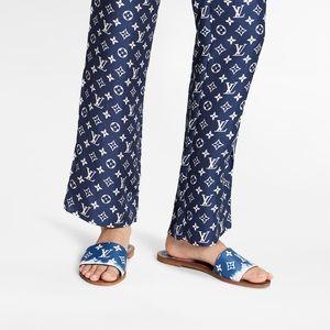 Louis Vuitton Escale Sandal